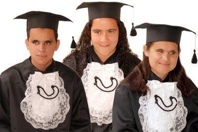 Formandos de Urandi