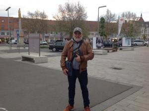 pastor Romualdo em Feldbach